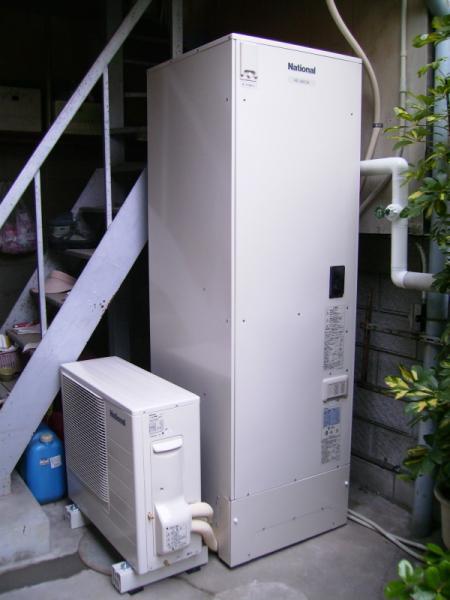 岡山市 S様邸 オール電化(IHクッキングヒーター・エコキュート)