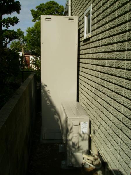 岡山市 K様邸 エコキュート(460L・フルオート)
